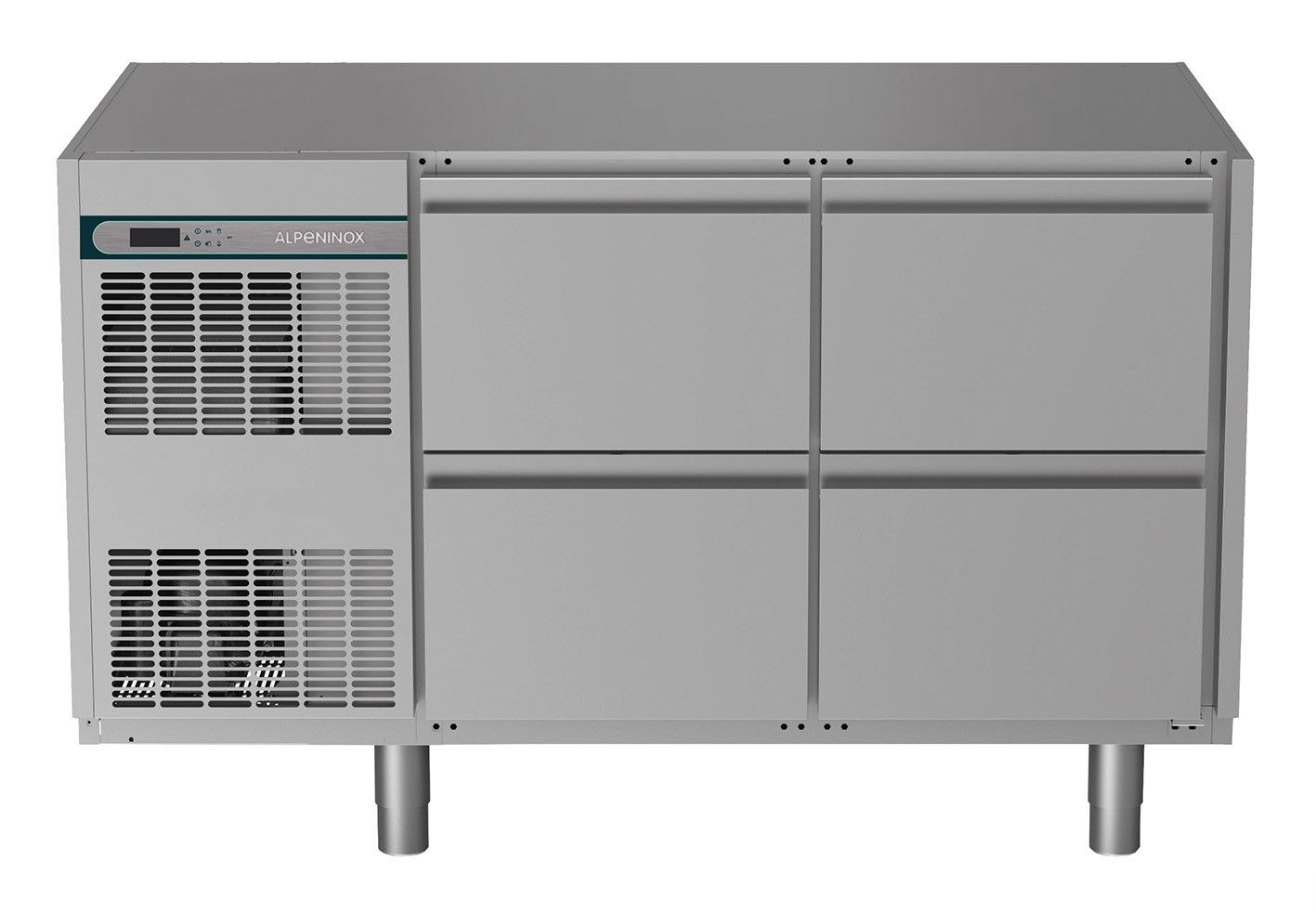 Alpeninox Kühltisch CRIO HPM 2-7031