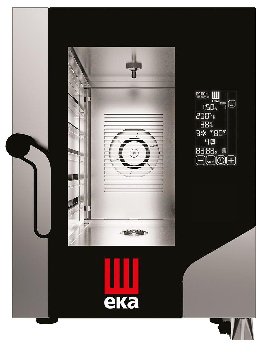 eka Digitaler Elektro-Kombi-Ofen MKF 611 CBM