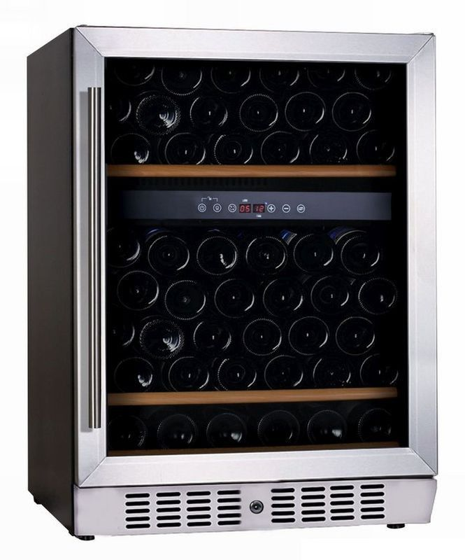 KBS Weinkühlschrank Vino 162 - 2 Temperaturzonen