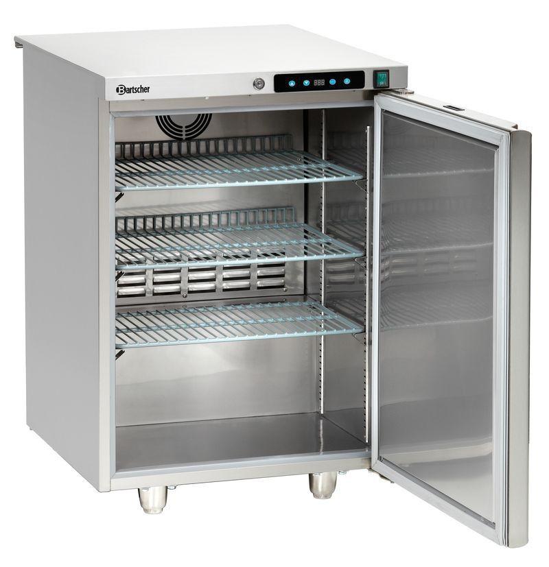 Bartscher Kühlschrank 161L, CNS - Gastro Kurz