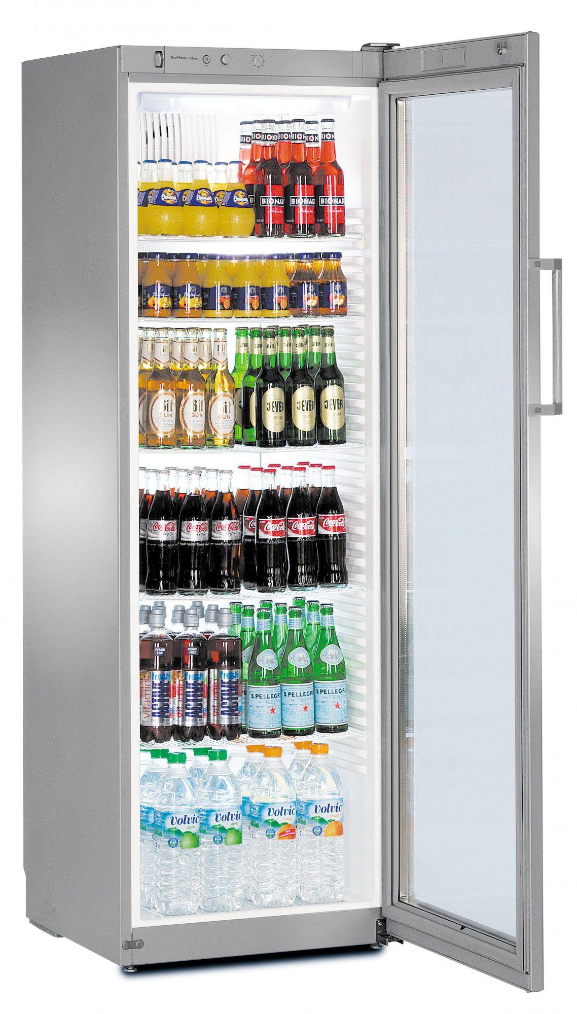 Liebherr Glastürkühlschrank FKvsl 4113 Premium - Gastro Kurz