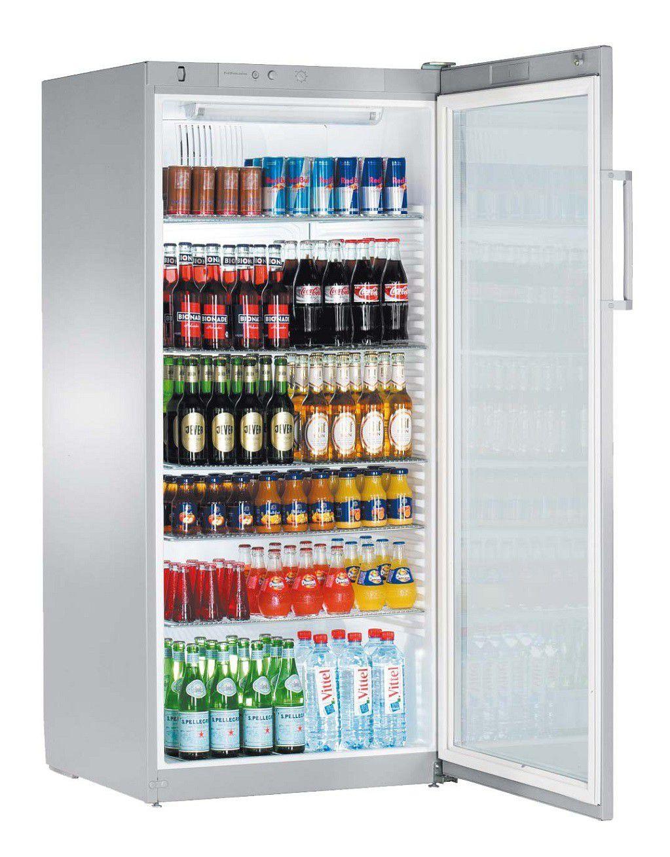 Liebherr Glastürkühlschrank FKvsl 5413 Premium - Gastro Kurz