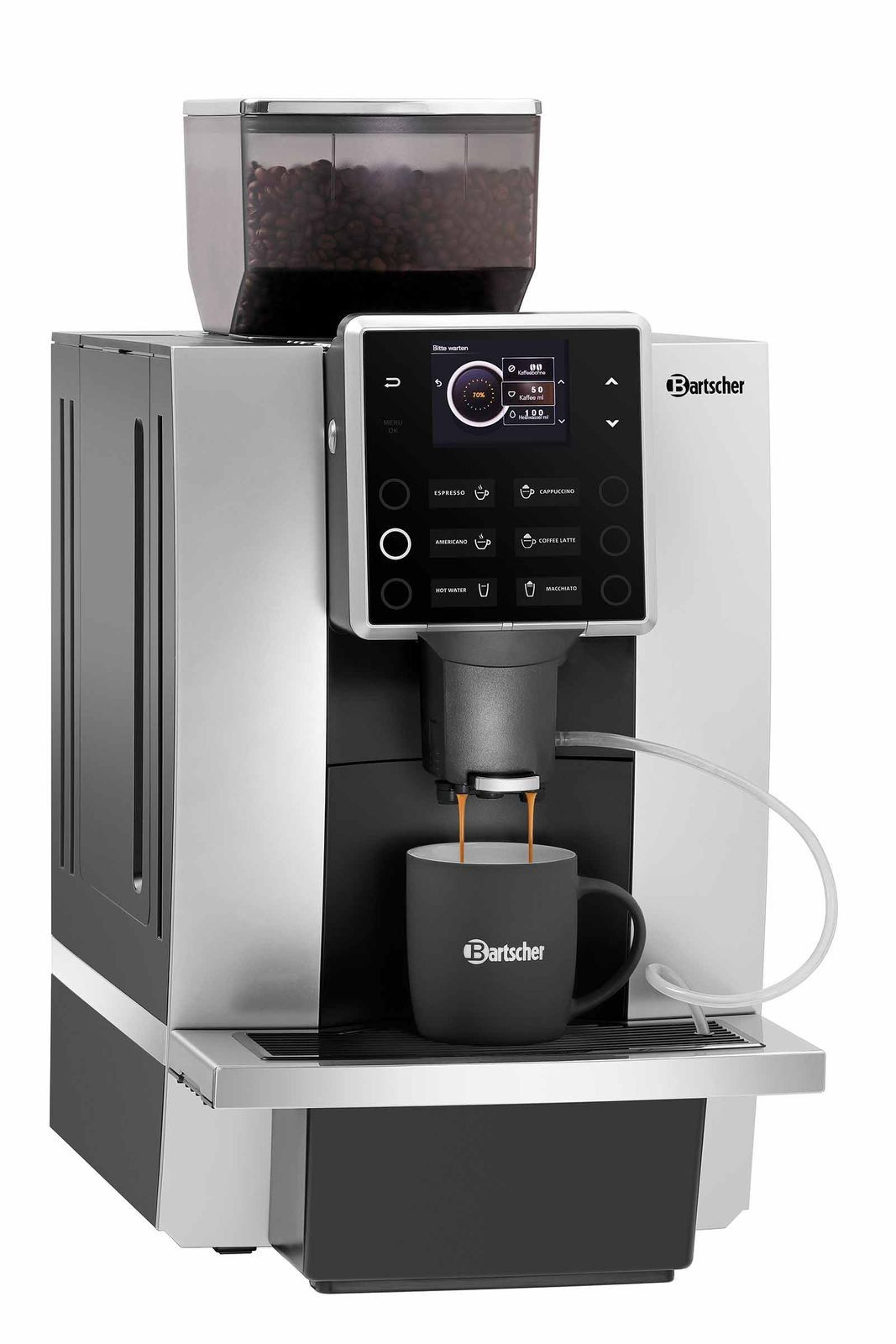 Bartscher Kaffeevollautomat KV1