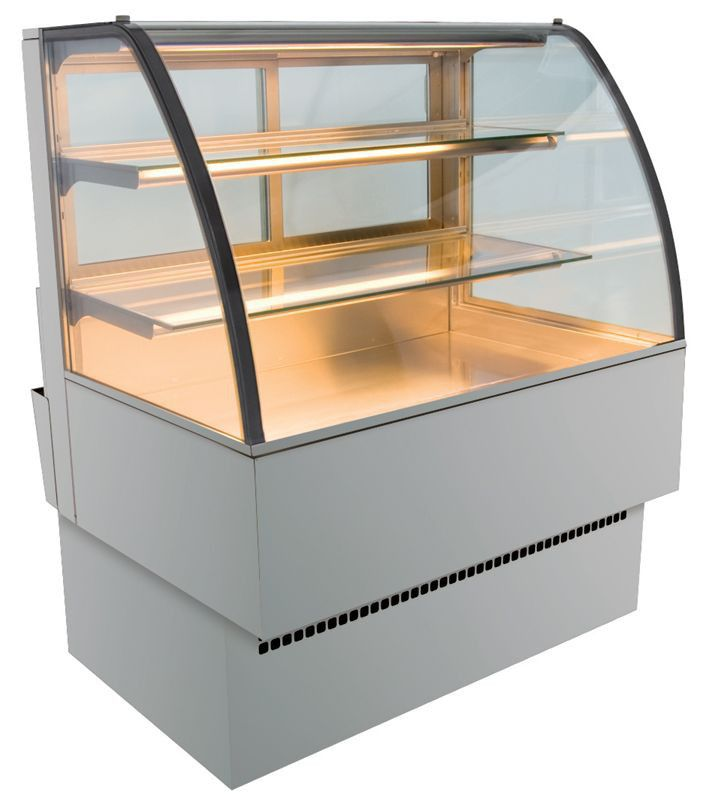 NordCap Einbaukühlvitrine CAKE R-145-139