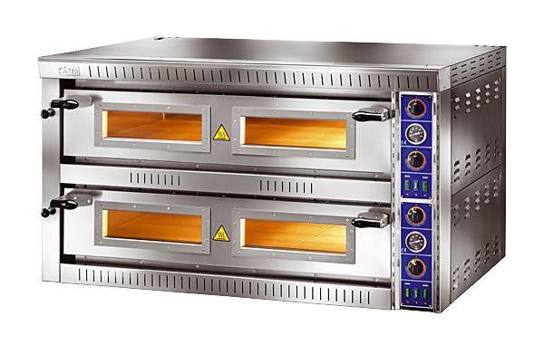 GAM Pizzaofen SB66G - breite Version