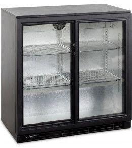 Esta Backbar-Kühlschrank BAS 200 G