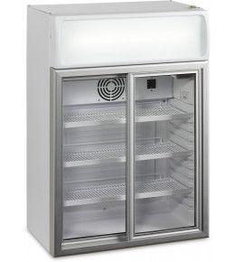 Esta Glastürkühlschrank SLDG 100