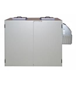 KBS Abfallkühler für 2 Tonnen 240 Liter