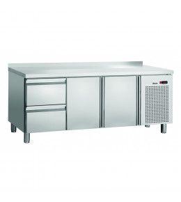 Bartscher Kühltisch 2T 2SL MA
