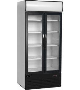 Esta Glastürkühlschrank HL 890 GL