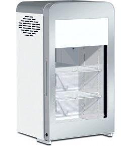 Iarp Glastür-Tiefkühlschrank SMART.3 N - Esta