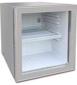 iarp Kühlschrank Counter 50-Silver