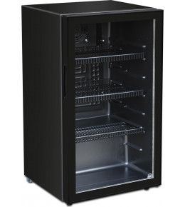 iarp Kühlschrank Counter 98-Black