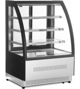 Esta Backwaren-Kühlvitrine LPD 900C-black
