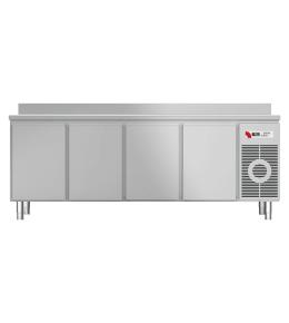 KBS Kühltisch KTF 4220 M - aufgekantet