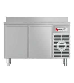 KBS Tiefkühltisch TKTF 2220 M - aufgekantet