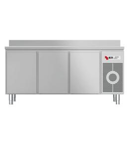 Friulinox Tiefkühltisch TKTF 3220 M - aufgekantet