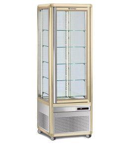 KBS Kuchenvitrine Snelle 351 Q LED (bronze)