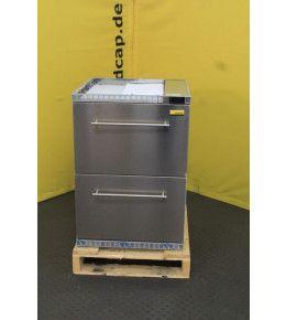 NordCap Gewerbetiefkühlschrank OBERSTDORF 2 TK-2Z