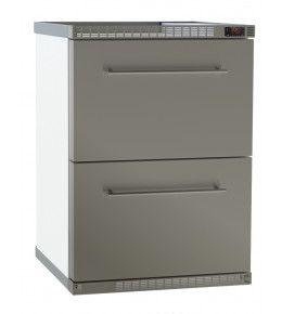 NordCap Getränkekühlschrank HAMBURG 2 180-2-Z