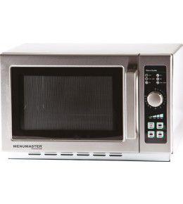Menumaster Profi-Mikrowelle RCS 511DSE