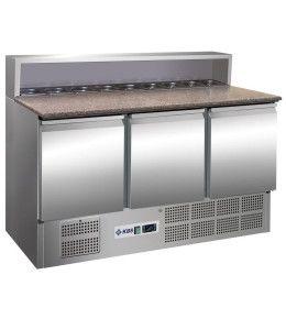 KBS Pizzakühltisch / Belegstation KBS 901 PT