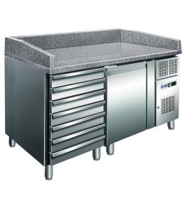 KBS Pizzakühltisch 1610
