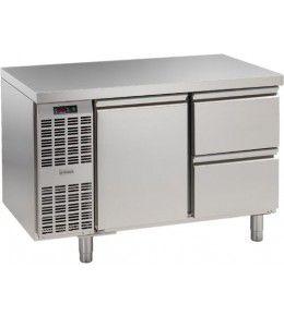 Alpeninox Kühltisch, 2 Abteile CLM 2-7011