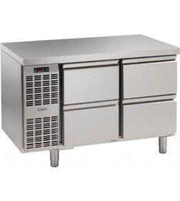 Alpeninox Kühltisch, 2 Abteile CLM 2-7031