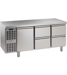Alpeninox Kühltisch, 3 Abteile CLM 3-7031