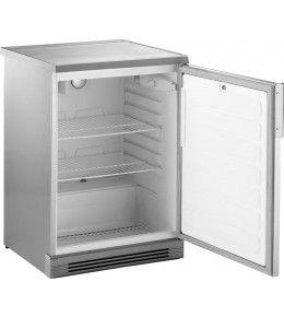 Alpeninox Umluft-Gewerbekühlschrank UKU 160 CHR
