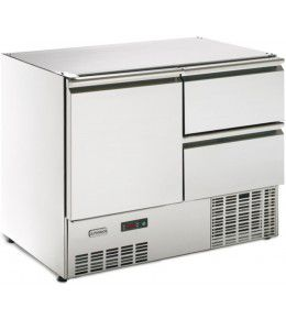 Alpeninox Kühltisch KKSM 102