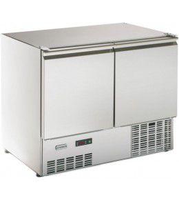 Alpeninox Kühltisch KKM 102
