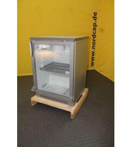Alpeninox Umluft-Gewerbekühlschrank UKU 162 GRAU
