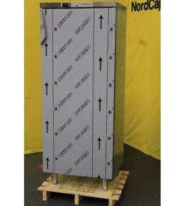 Alpeninox Umluft-Gewerbekühlschrank KU 400 CHR