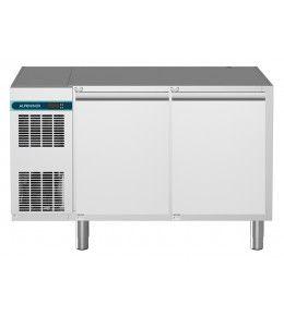 Alpeninox Kühltisch, 2 Abteile CLM 650 2-7001