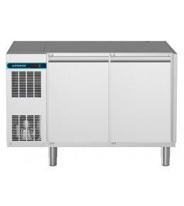 Alpeninox Kühltisch, 2 Abteile CLM 700 2-7001