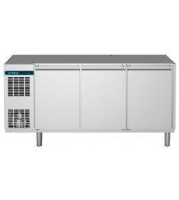 Alpeninox Kühltisch, 3 Abteile CLM 700 3-7001