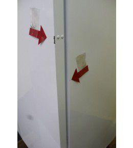 NordCap Umluft-Gewerbetiefkühlschrank GGv 5810 W