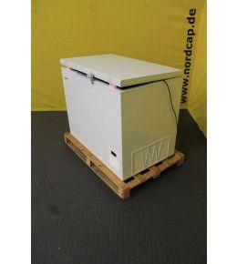 NordCap Labor-Tiefkühltruhe EL 21 LT