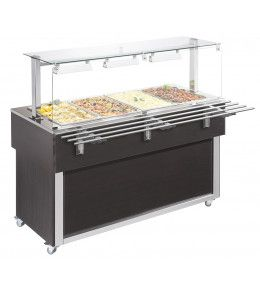 NordCap Bain-Marie TR-RED 3/1 SERVICE