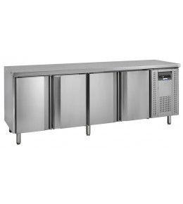 COOL-LINE Kühltisch KTM 4 - 4T GN 1/1