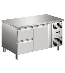 COOL-LINE Kühltisch KTM 2 - 1T-2Z GN 1/1