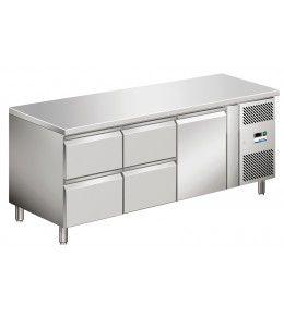 COOL-LINE Kühltisch KTM 3 - 1T-4Z GN 1/1