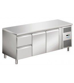COOL-LINE Kühltisch KTM 3 - 2T-2Z GN 1/1