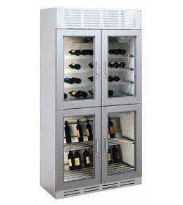 NordCap Weinkühlschrank WALL C