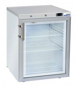 NordCap Glastürkühlschrank KU 200 G