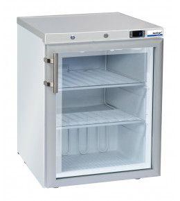NordCap Glastür-Tiefkühlschrank TKU 200 G
