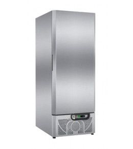 NordCap Eislagerschrank LF 620-U INOX ECO POWER