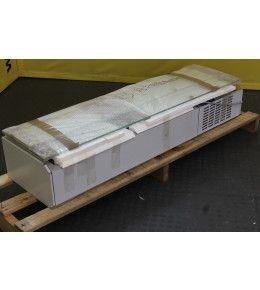 NordCap Pizzakühltisch-Aufsatz A 1320-1/1
